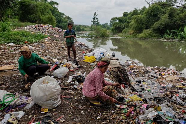 Фото №1 - Прекрасные места планеты, которые люди забросали мусором