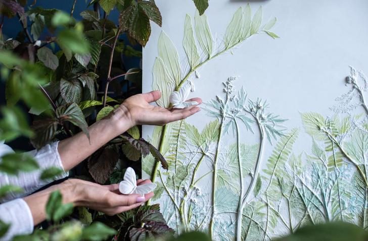 Фото №5 - Новые имена: ботанические барельефы Марианны Макаровой