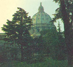 Фото №2 - В ватиканском саду