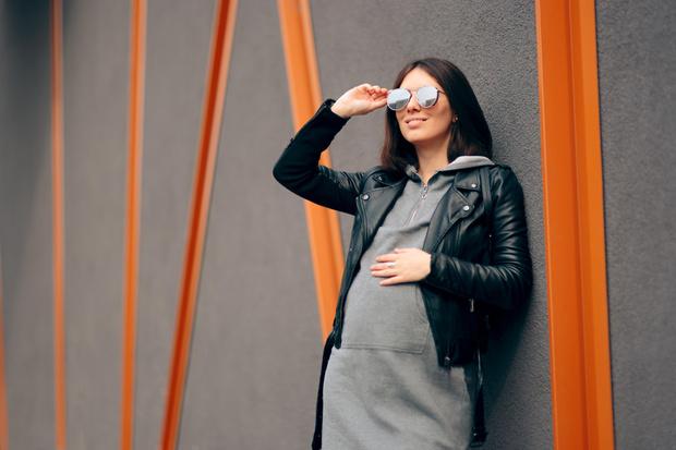 Фото №11 - Фотосессия во время беременности: главные правила удачных снимков