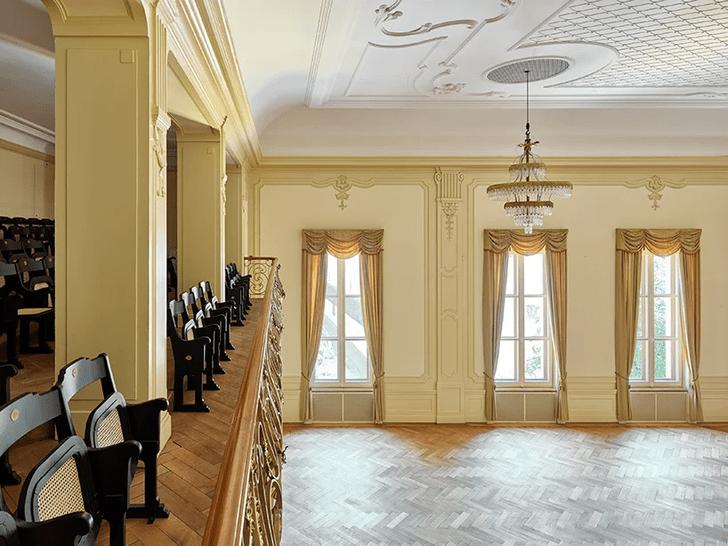 Фото №7 - Herzog & de Meuron: реконструкция концертного зала XIX века