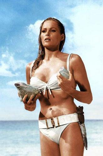 Фото №4 - Ретрошик: 20 легендарных купальников из кино