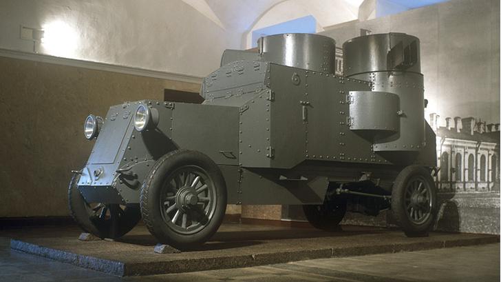 Фото №5 - 8 примеров знаменитого русского оружия, которое на самом деле придумали за рубежом