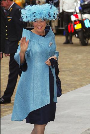 Фото №5 - 25 необычных шляп на королевских свадьбах