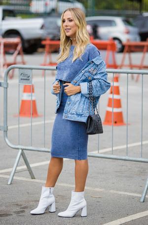 Фото №24 - Меньше – лучше: что и как носить миниатюрным девушкам