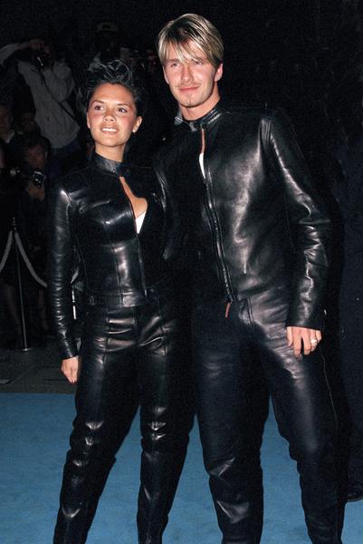 Фото №4 - Дэвид и Виктория Бекхэмы: 15 лет вместе