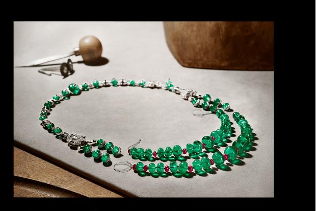 Фото №2 - Дом Cartier представил коллекцию высокого ювелирного искусства [Sur]Naturel