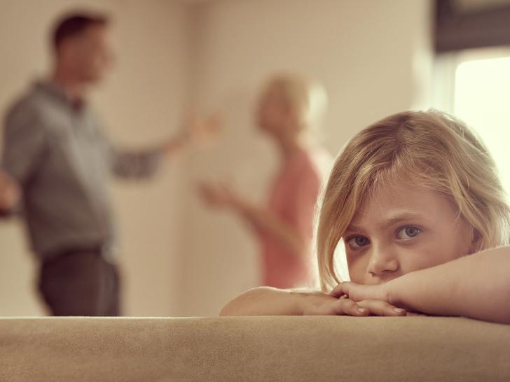Фото №3 - Папа ушел от нас: как правильно объяснить ребенку, что его родители разводятся