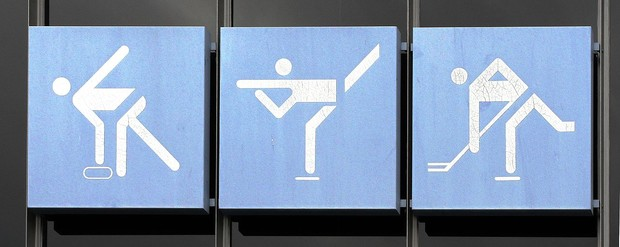 Фото №2 - Человек, придумавший человечков, которых ты видишь на всех знаках и указателях