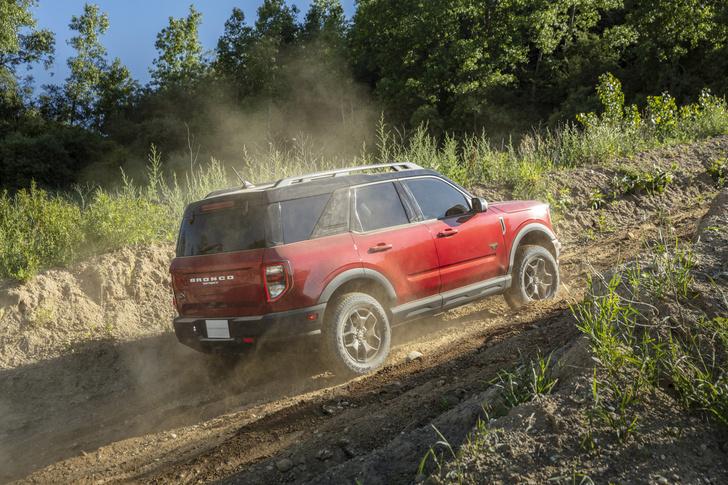 Фото №6 - Ford представил совершенно новый внедорожник