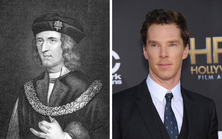 Фото №1 - Бенедикт Камбербэтч приходится троюродным братом Ричарду III