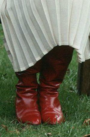 Фото №6 - Нелюбимая обувь принцессы Дианы
