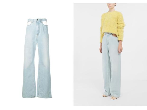 Фото №6 - У каких марок искать джинсы для высоких девушек?
