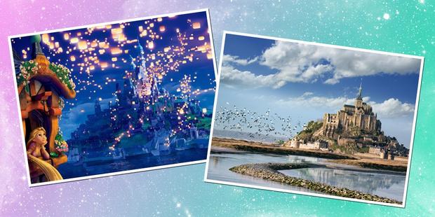 Фото №7 - 9 реальных мест, которые ты видела в диснеевских мультфильмах