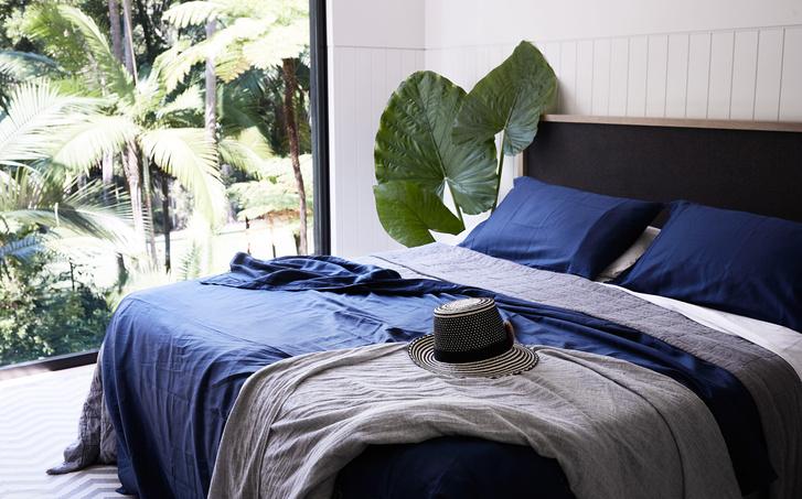 Фото №10 - Утопающий в зелени дом в Австралии