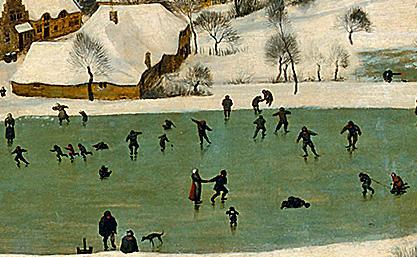 Фото №6 - «Охотники на снегу» Брейгеля: 9 интересных фактов