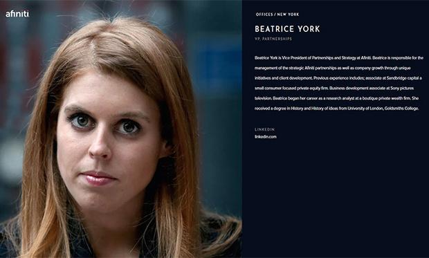 Фото №8 - Принцесса-карьеристка: 10 фактов о Беатрис Йоркской