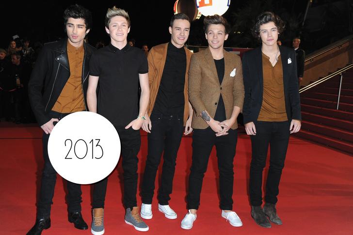 Фото №9 - Лучшие выходы One Direction за 5 лет