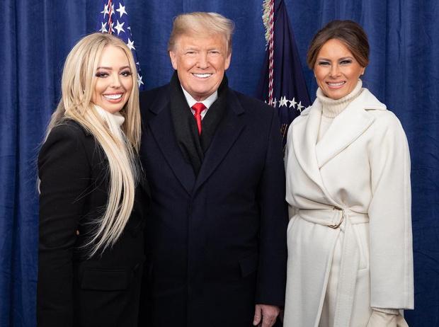Фото №1 - «Забытая дочь»: какие отношения сложились у Дональда Трампа с его дочерью Тиффани
