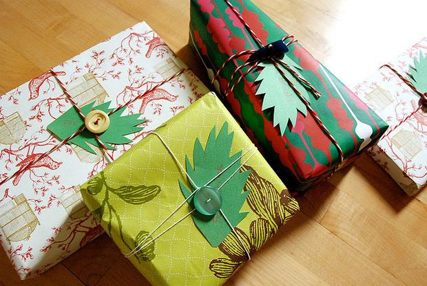 Фото №6 - Как красиво упаковать подарок: 15 идей