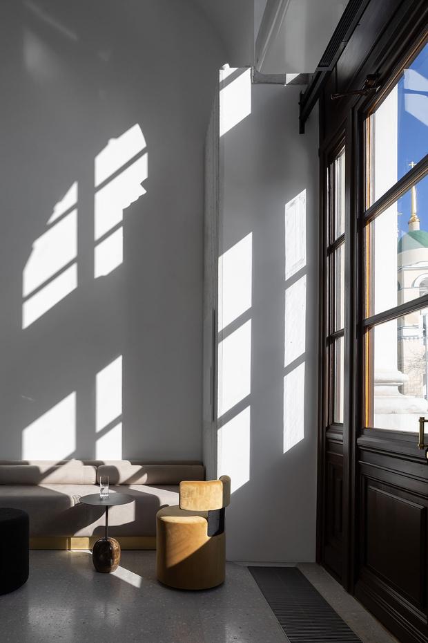 Фото №2 - Lobby: новое дизайнерское место в Москве