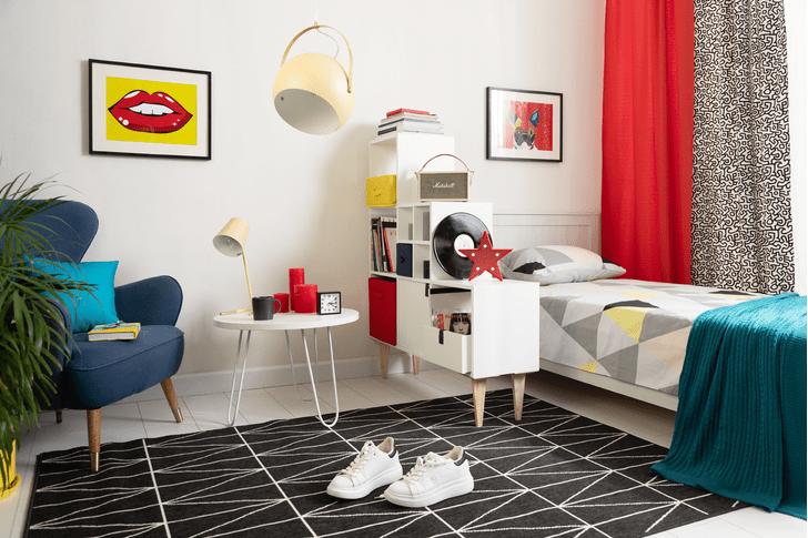 Фото №1 - My Space: Как изменить комнату без ремонта и своими руками