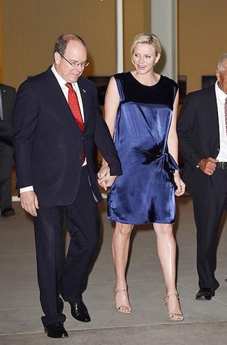 Фото №24 - Счастливы вместе: князь Альбер и княгиня Шарлен