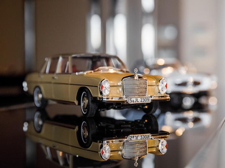 Фото №1 - Новые проекты Mercedes-Benz: «Maybach Люкс» и шикарная яхта