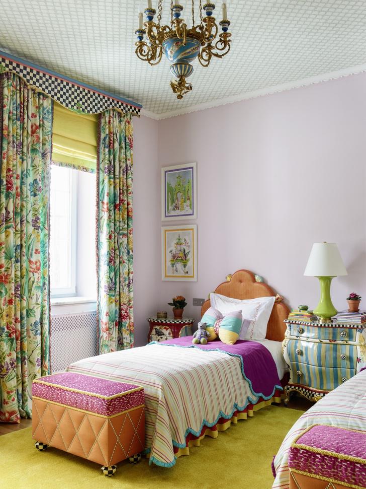 Фото №13 - Зеленый цвет в интерьере: советы по декору