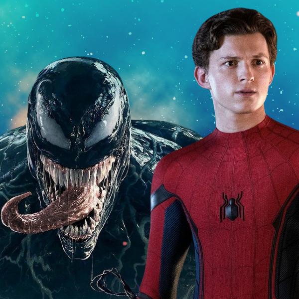 Фото №1 - Неужели Веном и Человек-паук все-таки встретятся в одном фильме?