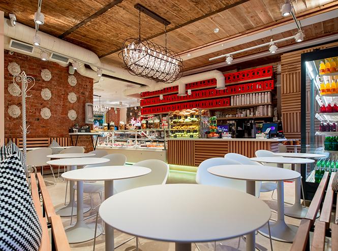 Фото №4 - «Брусника»: новое городское кафе на Большой Бронной