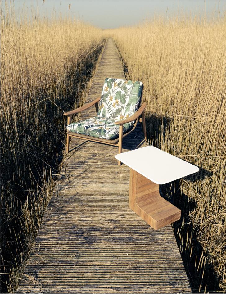 Фото №3 - Выбор ELLE DECORATION: лучшая мебель outdoor для жаркого лета