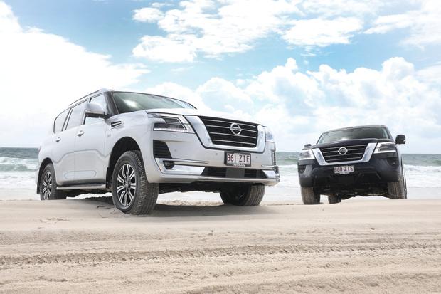 Фото №11 - Nissan построил империю внедорожников