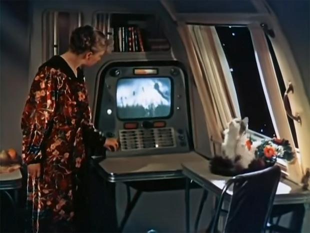 Кадр из фильма «Дорога к звездам»