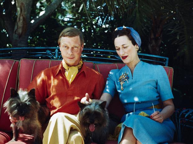 Фото №2 - Неизвестная Уоллис Симпсон: какой на самом деле была женщина, «укравшая» короля