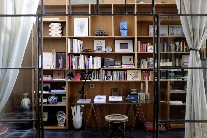 Фото №8 - Квартира сооснователя студии Rooms Наты Джанберидзе в Тбилиси