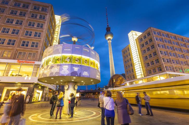 Фото №4 - Пять мест, которые надо увидеть в Берлине