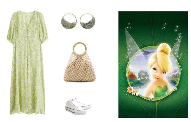 Фото №2 - Просто волшебно: 3 модных образа в стиле феи Динь-Динь