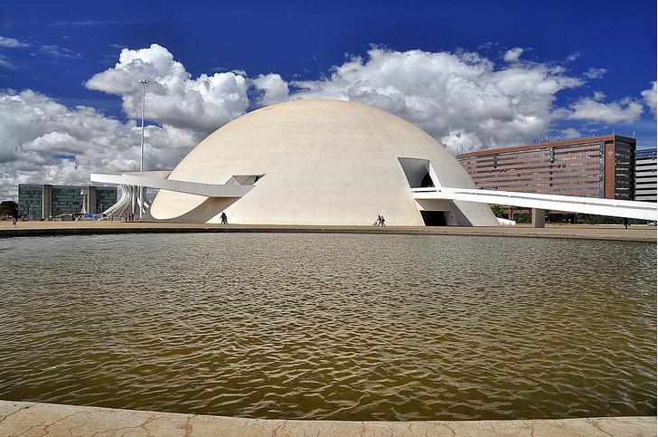 Фото №11 - Бразилиа: самый сумасшедший градостроительный проект в истории
