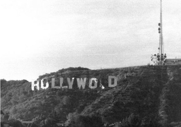Фото №3 - История той самой надписи «Голливуд» на холмах