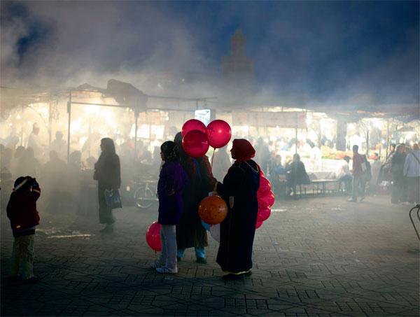 Фото №6 - Джемаа-эль-Фна. Площадь мертвых, дарящая радость