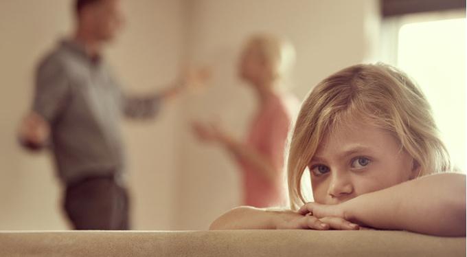 Что не должны делать родители, когда они разводятся