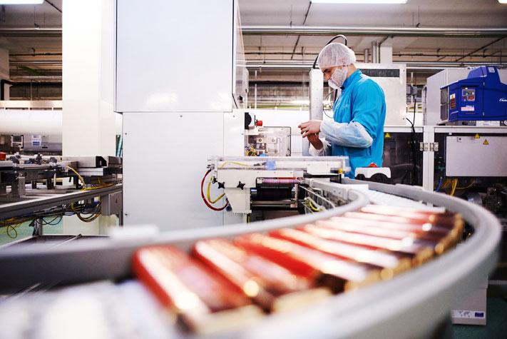 Фото №11 - Всё в шоколаде: репортаж с кондитерской фабрики