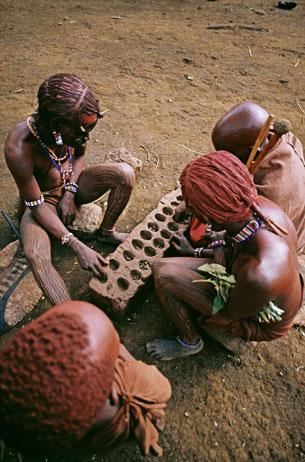 Фото №7 - Игротека: как играть в манкалу