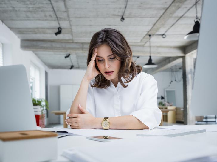 Фото №1 - 7 поступков, которые разрушат вашу репутацию на работе