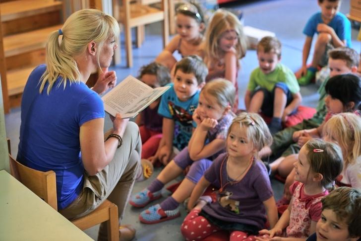 Когда отдавать ребенка в детский сад