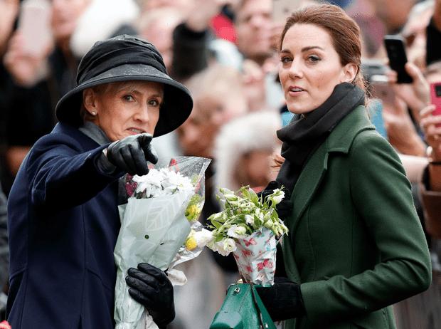 Фото №1 - Герцогиня Кейт лишилась личного секретаря