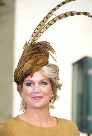 Фото №44 - 25 необычных шляп на королевских свадьбах