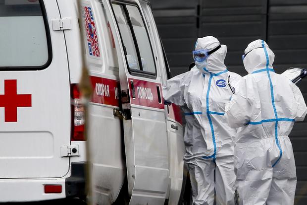 Фото №1 - Владимир Путин заявил о стабилизации ситуации с пандемией, но высокой вероятности ее второй волны