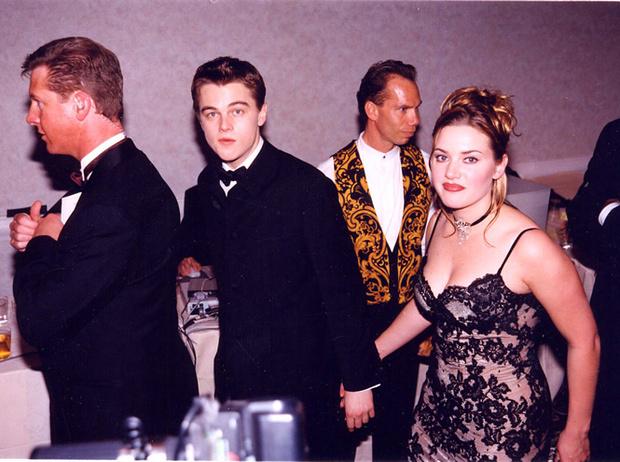 Фото №2 - Кейт Уинслет и Леонардо ДиКаприо: история самой крепкой голливудской дружбы